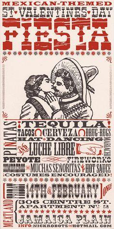 St. Valentines Day Fiesta