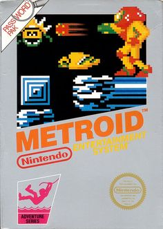 Play Metroid game on Nintendo NES online in your browser. ➤ Enter and start playing now!