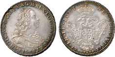 NumisBids: Nomisma Spa Auction 50, Lot 90 : FIRENZE Francesco II (1737-1765) Mezzo francescone 1757 – MIR 365/1...