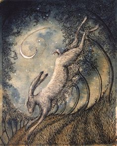 'Scythe Moon' by Jane Keay