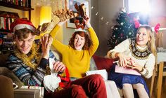 Patty Cruz-Fouchard, from Organised and Simple, shares her tips for a stress-free festive season in the Daily Express