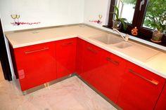 Kitchen Cabinets, Ferrari, Design, Home Decor, Granite Counters, Decoration Home, Room Decor, Cabinets