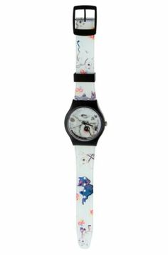 "Iron Fist Lamby Watch Plastic Adjustable Band 1.75"" Face One Size Fits Most #ironfist #littlelamb"