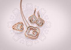 Flirty Flowers - VIVENTY Jewels Silberschmuck