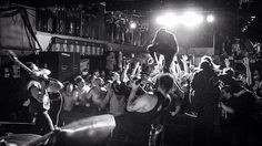 Josh Scogin «Sometimes you sing songs with your friends band. @normajeanband #theyare68 Photo by @tephlonjon #ogta2015»