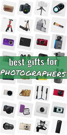 Are you searching for a gift for a photographer? Get inspired! Checkout our ulimative collection of presents for phtographers. We have cool gift ideas for photographers which are going to make them happy. Getting gifts for photographers doenst need to be hard. And do not have to be high-priced. #bestgiftsforphotographers Cool Gifts, Best Gifts, Strawberry Juice, Gifts For Photographers, Popsugar, Searching, Presents, Entertaining, Gift Ideas