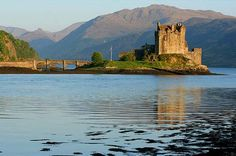 Ahhh, Scotland...my heart lives in the highlands...