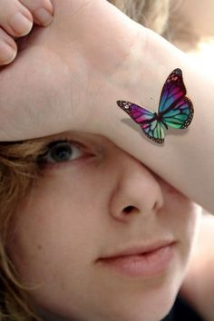 Butterfly Tattoos Designs for Girls (26)