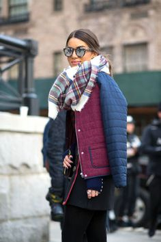 The street style trends that dominated fashion month: layers, layers, layers. See all the looks here: