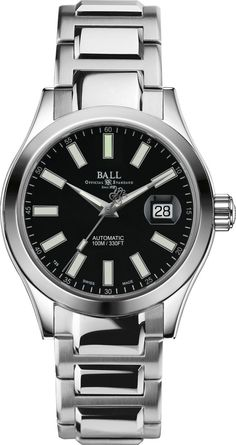 TimeZone : Industry News » N E W M o d e l - Ball Watch Engineer II Marvelight