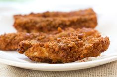 pretzel fried chicken