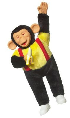 Cheerful Chimp available at The Vermont Country Store