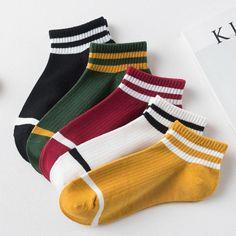 College wind striped boat socks Women's casual cute socks socks women's socks College wind striped boat socks Women's casual cute. Sexy Socks, Cute Socks, Women's Socks, Wind Socks, Fall Socks, Garter Belt And Stockings, Lace Garter, Cheap Socks, Trouser Socks