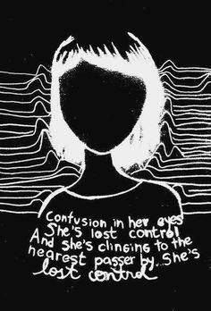 She's Lost Control. Joy Division.
