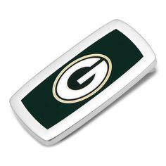Green Bay Packers Money Clip, Men's