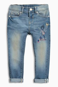 Buy Fairy Embellished Jeans (3mths-6yrs) online today at Next: United States of America