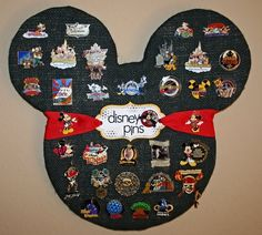 This pic was found on pinterest with no good link: SO lets make our own instructions. Cut a mouse head shape into a cork board, card board, or foam core board. Cut a piece of black fabric or burlap…