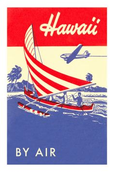 Hawaii by Air, Outrigger