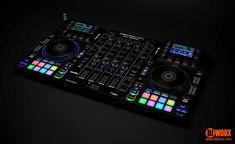 REVIEW: Denon DJ MCX8000 Controller 15 Which Is Correct, Pioneer Dj, Dj Equipment, Usb Drive, Itunes, Usb Flash Drive