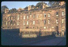 Photograph taken by Charles W Cushman June 20th 1961 - India Place, Stockbridge #stockbridgeedinburgh #stockbridge #edinburgh #scotland