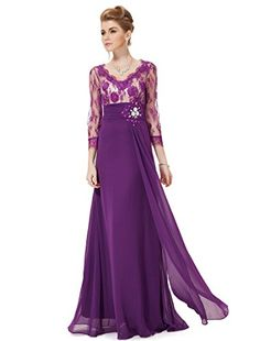 HE09053PP14, Purple, 12US, Ever Pretty Wedding Summer Dresses For Juniors 09053 Ever-Pretty http://www.amazon.com/dp/B00IOESAIS/ref=cm_sw_r_pi_dp_y6XQtb1V9R3HA0CC