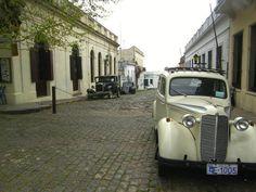 Old Cars - Colonia, Uruguay - Photo