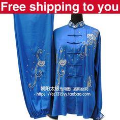 Customize Tai chi clothing taiji sword uniform performance outfit wushu clothes kungfu garment for women children girl men boy    //    Price: $US $102.80 & FREE Shipping //     #body #healthylife #fitness #body #activity #bodycare