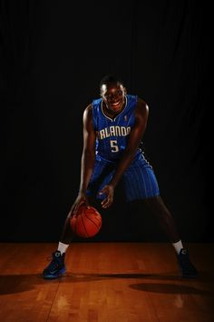 Victor Oladipo at Rookie Photo Shoot | THE OFFICIAL SITE OF THE ORLANDO MAGIC    -- #VictorOladipoNBA