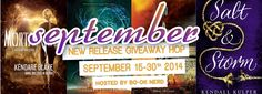Welcome to the September New Release Giveaway Hop hosted by Bo-ok Nerd Canada. I will be giving away your choice of September new releases. This giveaway is is open to those in the US through Amazon and International as long as the Book Depository ships free to your home. You...  Read more »