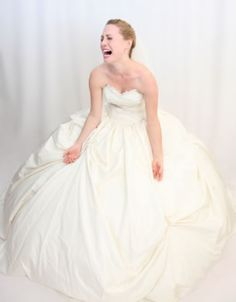 My Nightmare- 10 Signs You Picked The Wrong Wedding Dress