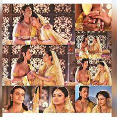 Siya ke Ram grid created by Reva Chopada nyc episode