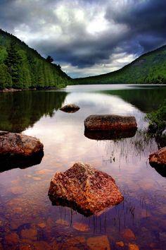 Eagle Lake, Arcadia National Park, Maine