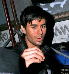 I love you, Enrique