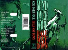 Mind Over Four - Half Way Down: buy Cass, Album at Discogs