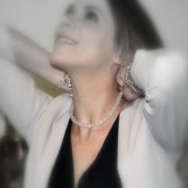 Serendipity, armani, fashion blog, hm, robyzl, me, ootd, outfit #armani #scarf #pink #jacket for a #delicate #outfit #ootd #look #hm @ARMANI Official  @H&M @PANDORA_NA @Brosway Jewels @PersunMall .com