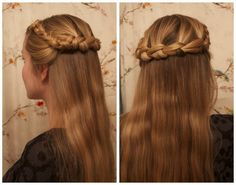 "Four ""Caterpillar"" Braid Ideas, Inspired by The Vikings."