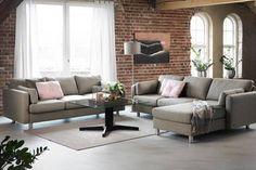 U Couch mit Schlaffunktion   Designer Couch   Stressless E600