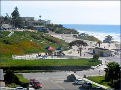 Moonlight Beach (Encinitas, CA)