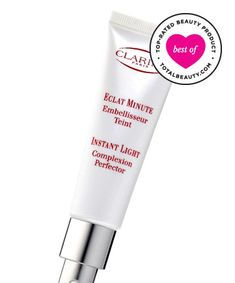 """Best Concealer No. 1:  Clarins Instant Light Complexion Perfector, $35   Readers love the glow this concealer gives their skin. Some even wear it solo, without foundation, making it """"great for those days you don't want to wear makeup but still [want to] look good"""", adds one reader. Another reviewer loves it, because the light texture and smooth application make skin """"look flawless and luminous."""""""