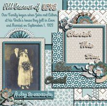 Get It Squared 12x12 Layout Templates