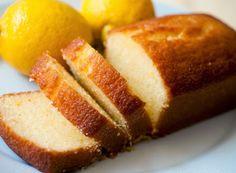 Bolo de limão siciliano (Shimura