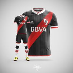 Football Kits, Football Soccer, Soccer Jerseys, Active Wear, Marvel, Posters, T Shirt, How To Wear, Tops