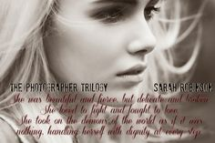 As You Wish Reviews: The Photographer Trilogy Box Set by Sarah Robinson New Release and Review