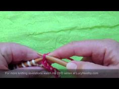 Modified Conventional Bind Off - YouTube