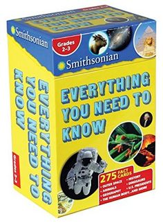 Kristi's Book Nook: Educational Review: Smithsonian Everything You Nee...