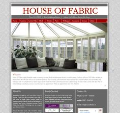 This is a sneak peak at the in progress house of fabric website.  Feedback welcome.