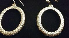 Vintage silver tone snake pattern  loop  earrings pierced Snake Patterns, Vintage Silver, Pierced Earrings, Shopping, Jewelry, Image, Jewlery, Jewerly, Stud Earring