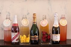 tips for a mimosa bar