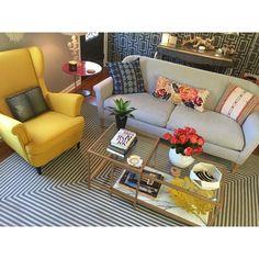 Living room progress. #thebouqs #ikea #westelm #anthropologie