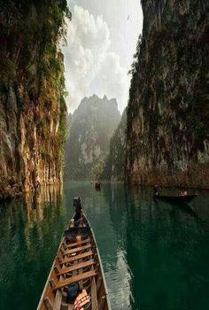 Tailandia te deja sin palabras.